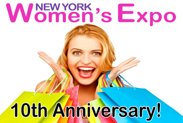 None - Chance to Win Tickets to the 10th Anniversary New York Women's Expo!