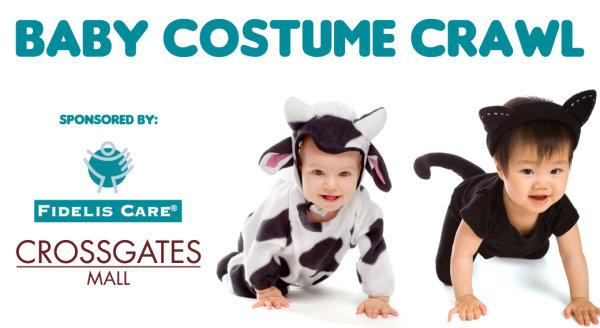 None -   Baby Costume Crawl