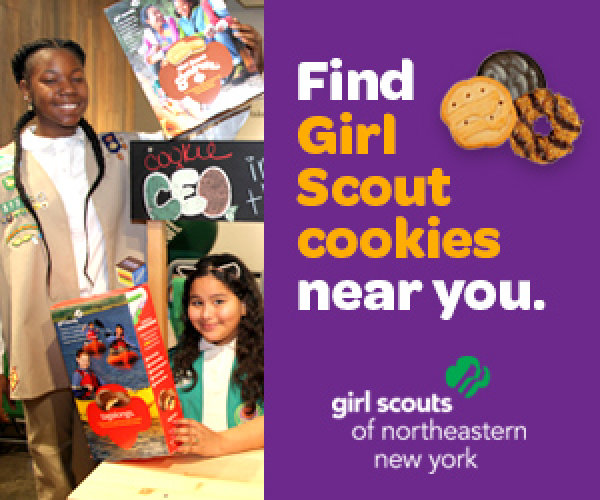 None - Chance to Win Girl Scout Cookies!