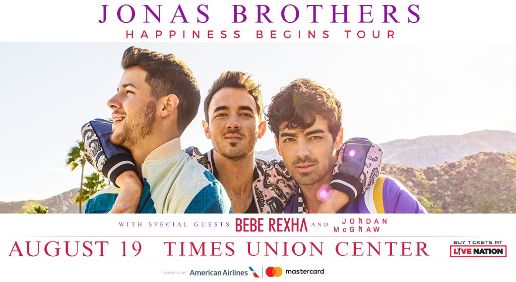 Image result for jonas brothers albany