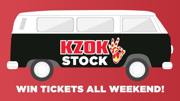 None - KZOKstock - Win Concert Tickets ALL WEEKEND!