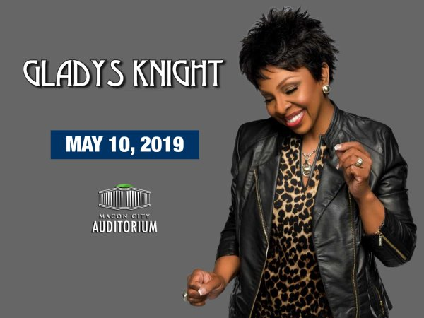 None - Win Tickets To See Gladys Knight!
