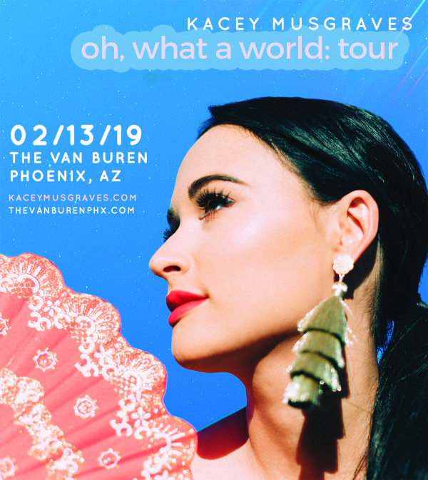 None - Win Tickets to see Kacey Musgraves!