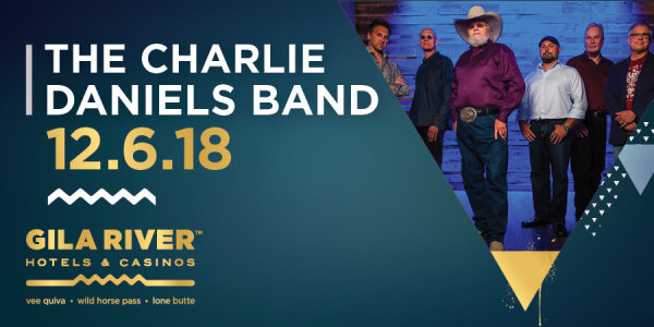 None - Win Tickets to See The Charlie Daniels Band