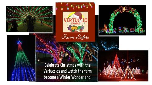 None - Win Tickets to Vertuccio Farms - Farm Lights