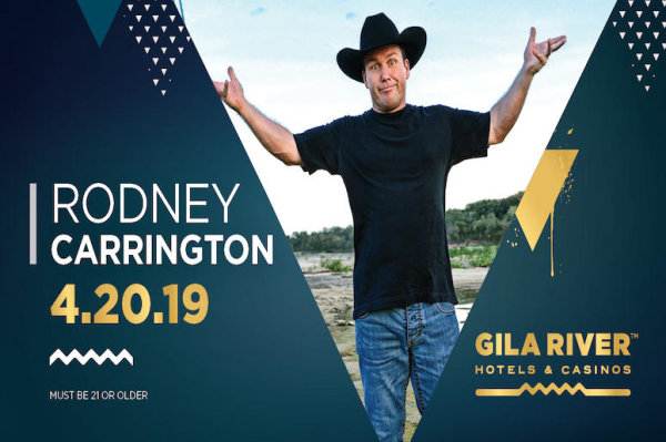 None - Win Tickets to see Rodney Carrington