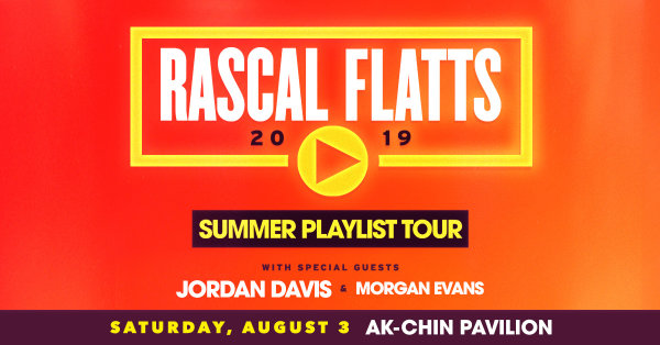 None - Win Tickets to see Rascal Flatts!