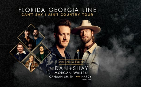None - Win Tickets to see Florida Georgia Line!