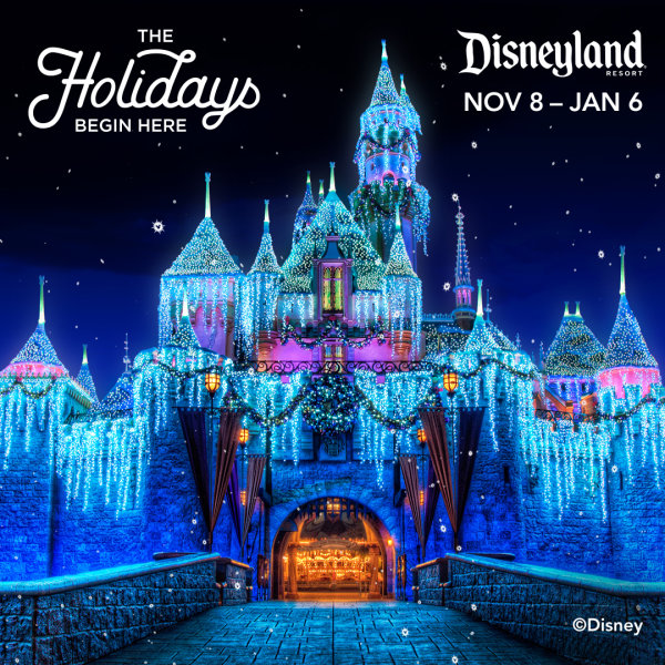 None - Your Chance to Win a Family Vacation to the Disneyland Resort!