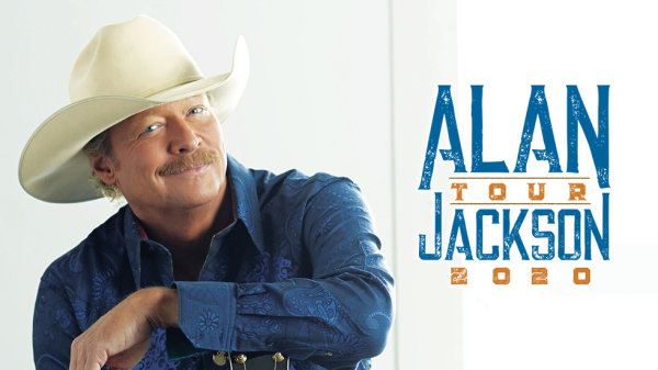 image for Win Tickets to see Alan Jackson