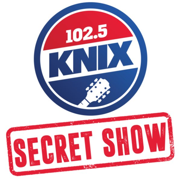 image for WIN KNIX SECRET SHOW TICKETS!