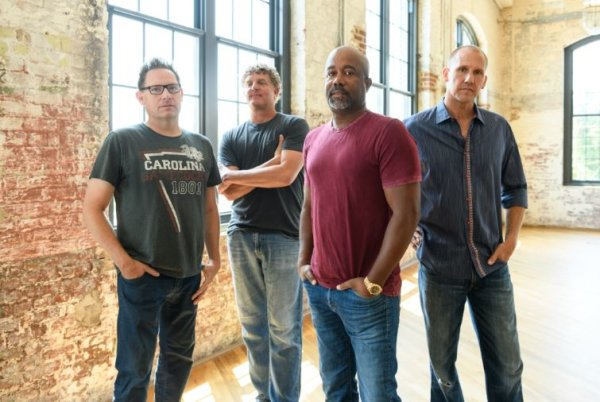 None - Win Tickets to see Hootie at The Wharf