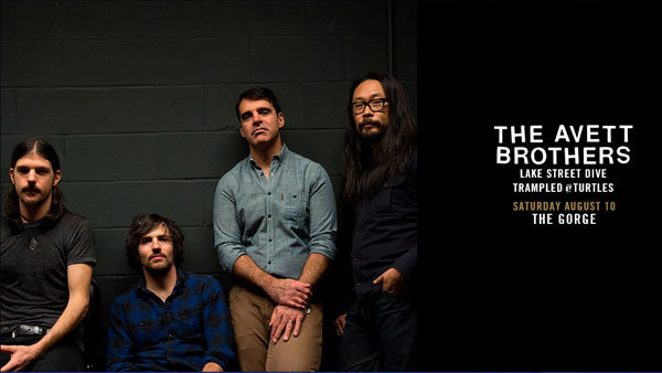 None - Win Tickets to The Avett Brothers Before They Go On Sale!