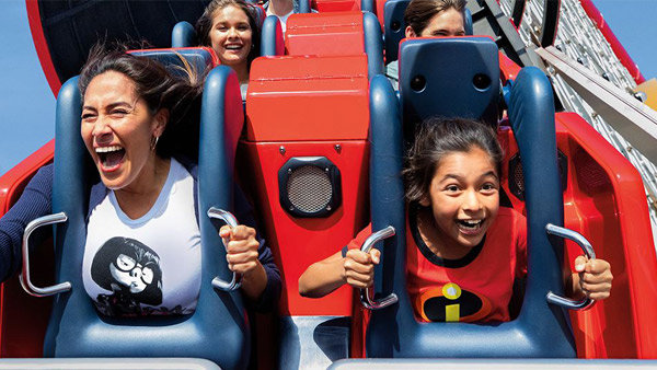 None - The Woody Show wants to send you to Disney's California Adventure!