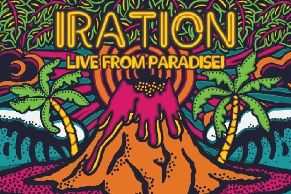 None - Enter to Win a Pair of Tickets to Iration!