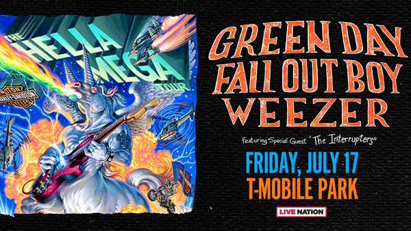 None - Win Green Day, Fall Out Boy, And Weezer Tickets!