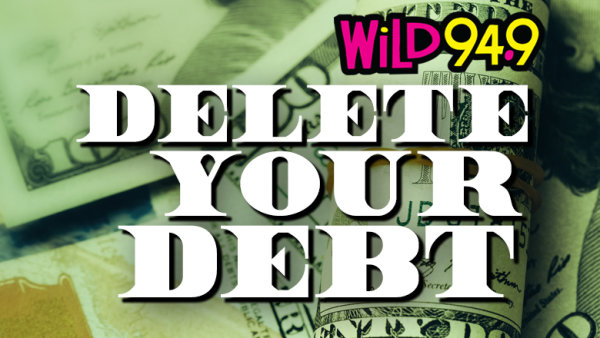 None - Listen To Delete Your Debt & Win $1,000 Every Hour!