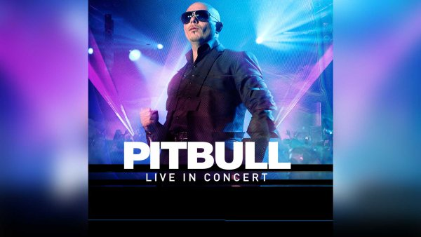 None -     Pitbull with Baby Bash and Fat Joe live at Shoreline Amphitheater