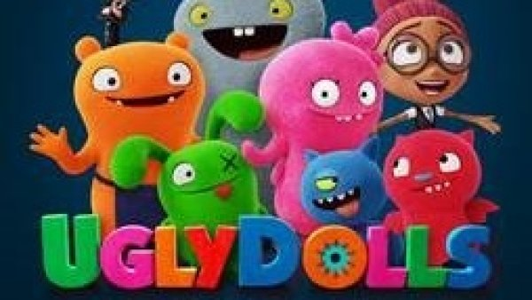 None - Enter For A Chance To Win Tickets To See Ugly Dolls In Theaters!