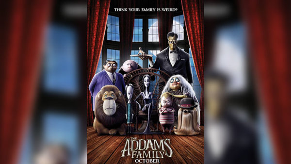 None - Enter For A Chance To Get ROE Passes To Addams Family!