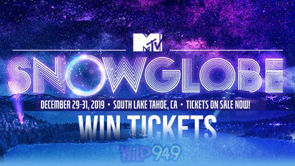 None - Win Tickets To MTV Snowglobe 2019 In Lake Tahoe!