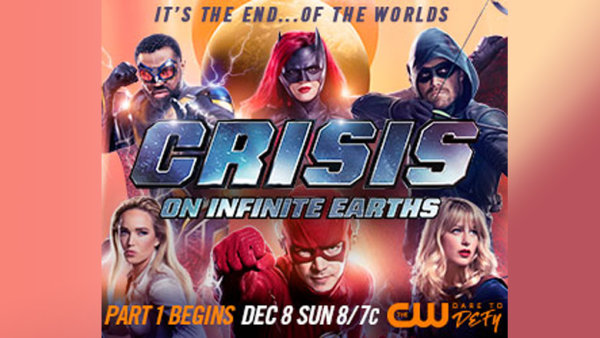 None - Enter To Win A $100 Amazon Gift Card from The CW's Crisis on Infinite Earths!