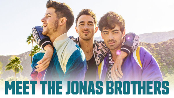 None - Meet The Jonas Brothers At Oakland Arena On December 12th!