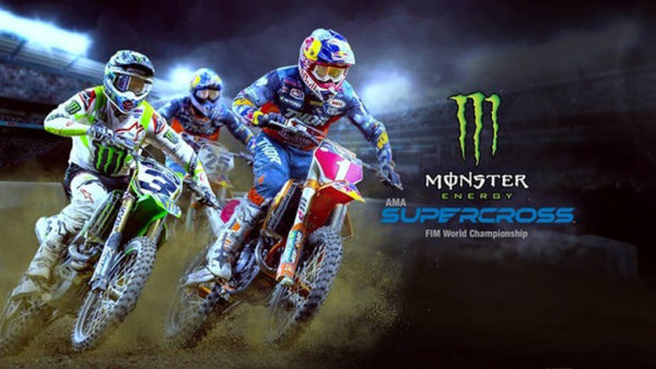 None - Enter To Win Tickets To Monster Energy Supercross and Supercross FanFest!