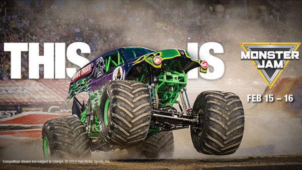 None - Enter For A Chance To Win Tickets Plus Pit Passes To Monster Jam!