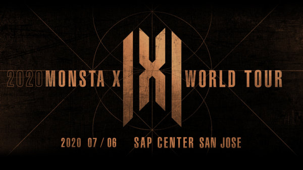None - Win Tickets To See Monsta X At SAP Center!