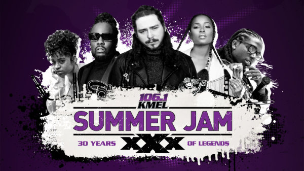 Win tickets to 106.1 KMEL Summer Jam to see Post Malone, Wale, DeJ Loaf and more!