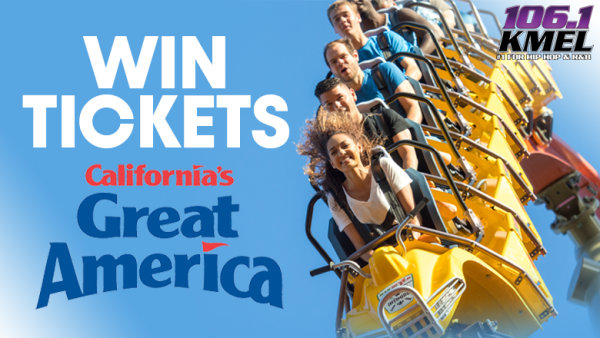 None - Win Tickets To California's Great America, Now Open!