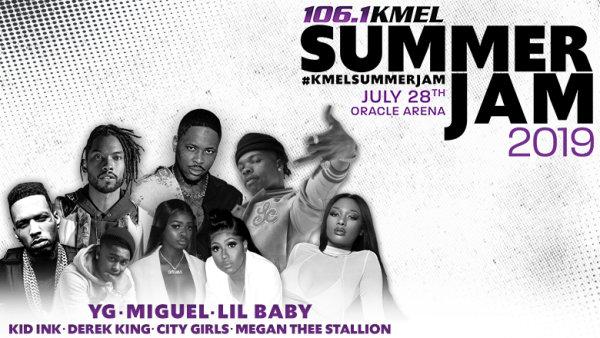 None - Win Tickets To KMEL Summer Jam!