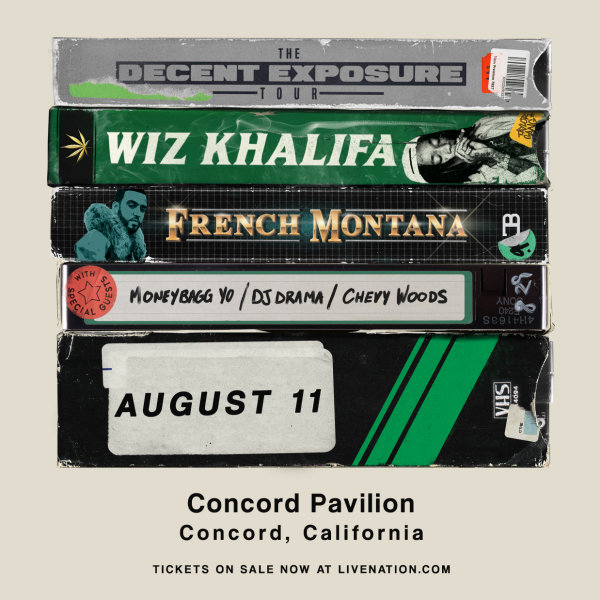 None - Enter For A Chance To Win Wiz Khalifa Tickets!