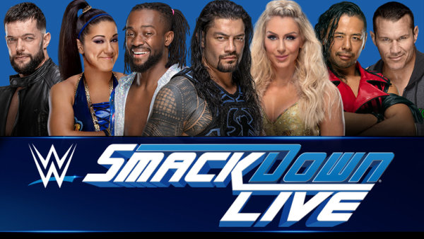 None - Win A VIP Ringside 4-Pack Of Tickets To WWE Smackdown!