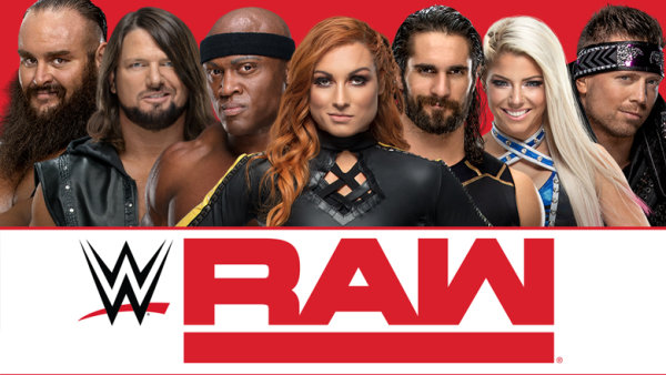 None - Win A VIP Ringside 4-Pack Of Tickets To WWE RAW!