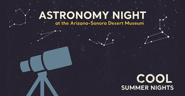 None - Win tickets to Astronomy Night!