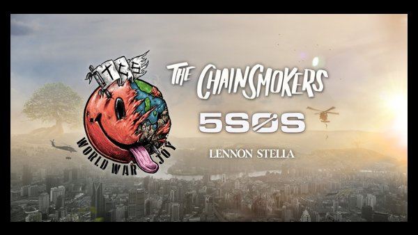None - The Chainsmokers Tickets