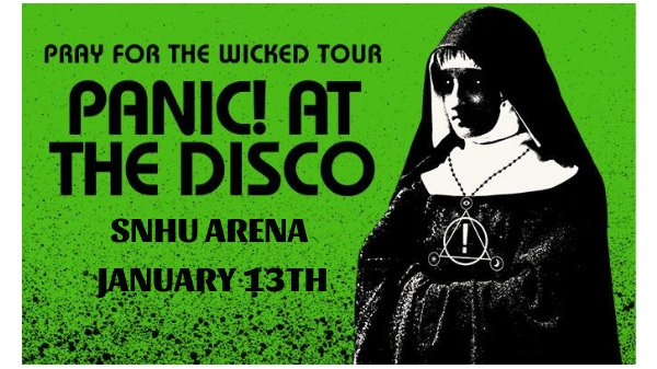 None - Panic! At The Disco Tickets