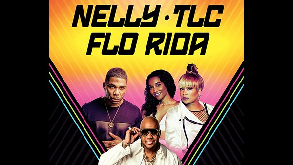 None - Nelly, TLC, & Flo-Rida Tickets