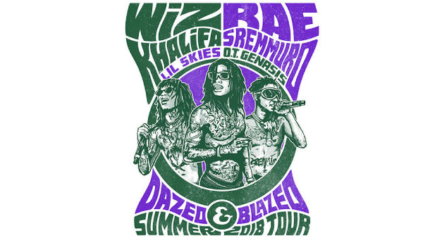 None - Wiz Khalifa Tickets
