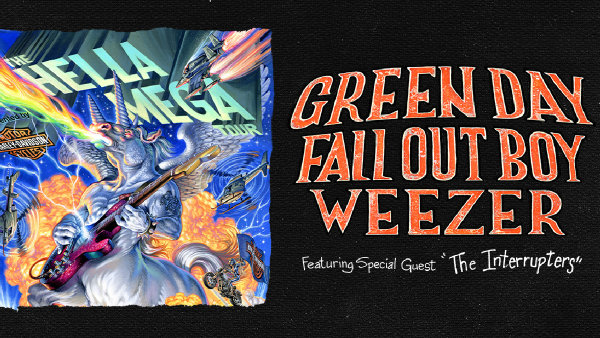 None - Green Day/Fall Out Boy/Weezer Tickets