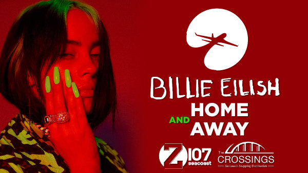 image for Billie Eilish - Home and Away