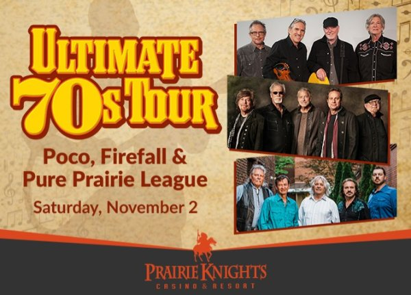 None - Win Tickets to the Ultimate 70's Tour!