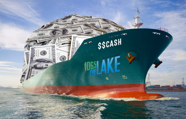 None - Win a Shipload of Cash