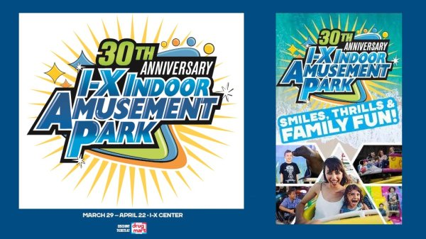 None - Win tickets to The LAKE's Field Trip at The I-X Indoor Amusement Park