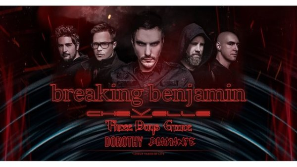 None - Breaking Benjamin