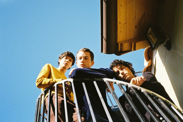 None - Wallows: Nothing Happens Tour