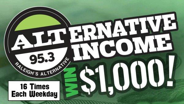None - ALTernative Income with Alt95.3!