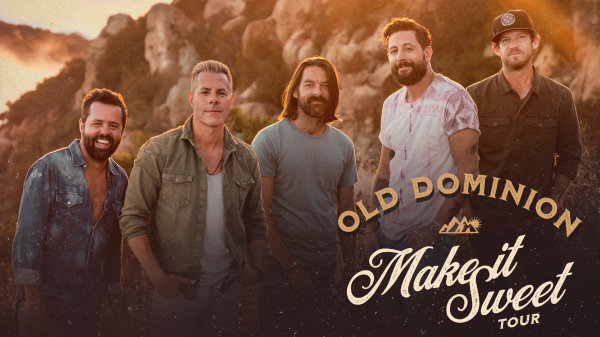 None - LAST CHANCE: Old Dominion in Asheville!